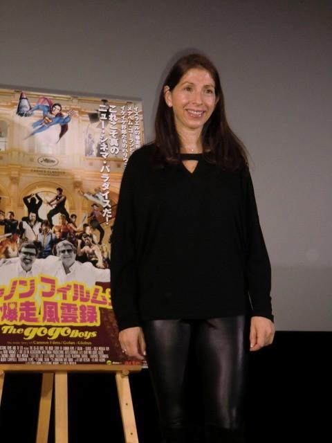 「キャノンフィルムズ爆走風雲録」監督が来日 メナヘム・ゴーランは「とても前向きな性格」