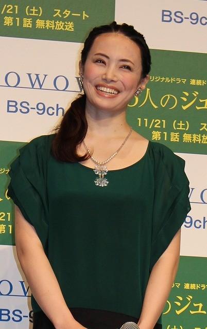 松雪泰子、主演ドラマで描かれる悪意に「女って怖い」