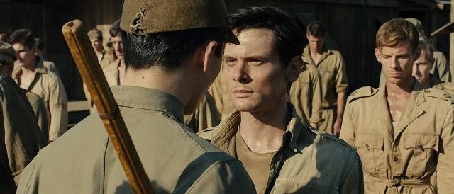 47日間の漂流&日本兵からの虐待…アンジー監督作「不屈の男」予告編公開