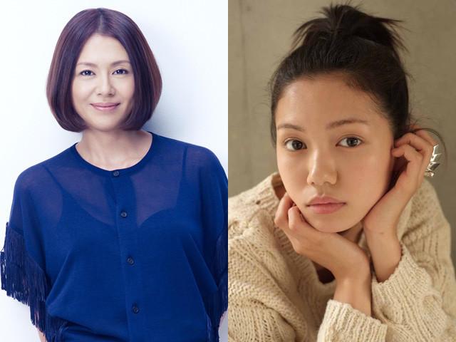 小泉今日子&二階堂ふみ、母娘役で初共演!前田司郎監督作でダブル主演