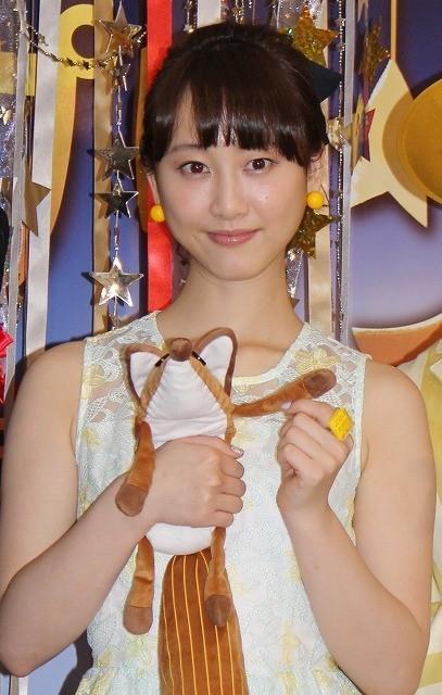 松井玲奈、ビビる大木の「恋人」質問にタジタジ「星の王子さまがタイプ」