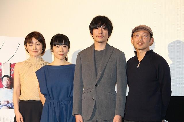 山田真歩、自身初の濡れ場演じた「アレノ」は「33歳で出来ることをすべて込めた」