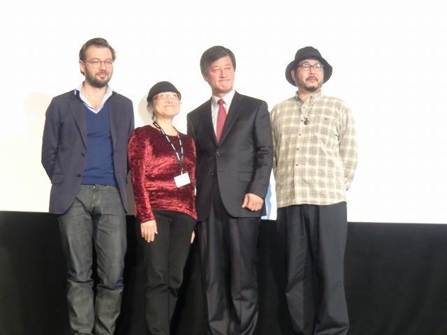 第16回東京フィルメックス開幕 園子温監督「ひそひそ星」は「福島で撮ったことが重要」 - 画像4
