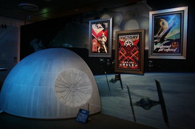 「スター・ウォーズ展」横浜会場は首都圏初公開作品約50点が追加!シリーズ最新作の特別ブースも設置