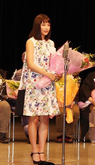 広瀬すず、山路ふみ子映画賞新人女優賞受賞で感謝「出会いが財産に」