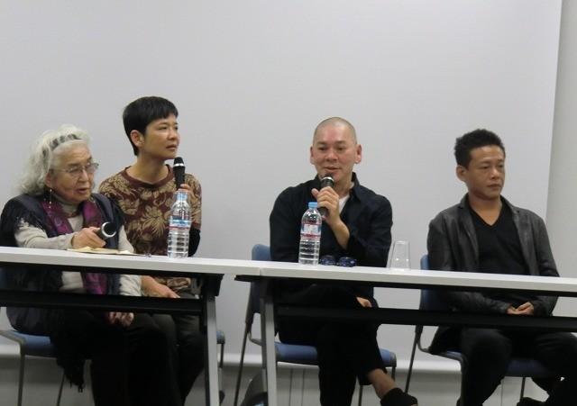 ツァイ・ミンリャン、黒澤明スクリプター野上氏は「映画の美学の基礎を持っている方」と最敬礼