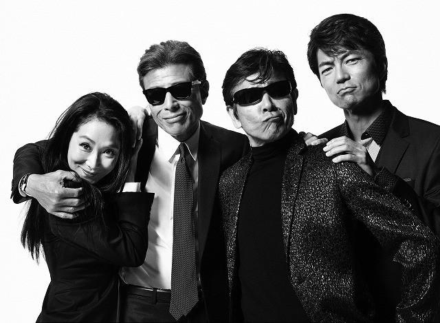 「あぶない刑事」期間限定ファンクラブ設立!劇場映画全6作のカウントダウン上映会も開催決定