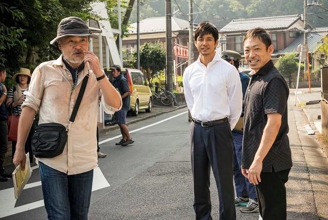 黒沢清監督、「クリーピー」西島秀俊&香川照之の共演に感動「一度やってみたかった」