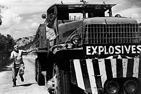 1952年のオリジナル版「恐怖の報酬」劇中カット「恐怖の報酬(1952)」