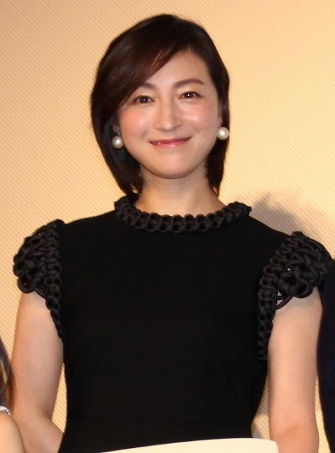 """広末涼子、""""愛娘""""からのサプライズに感涙&爆笑"""
