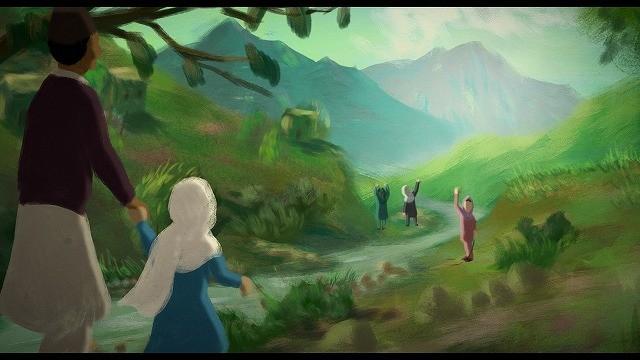 アニメーションパートの魅力を解き明かす「わたしはマララ」特別映像が完成