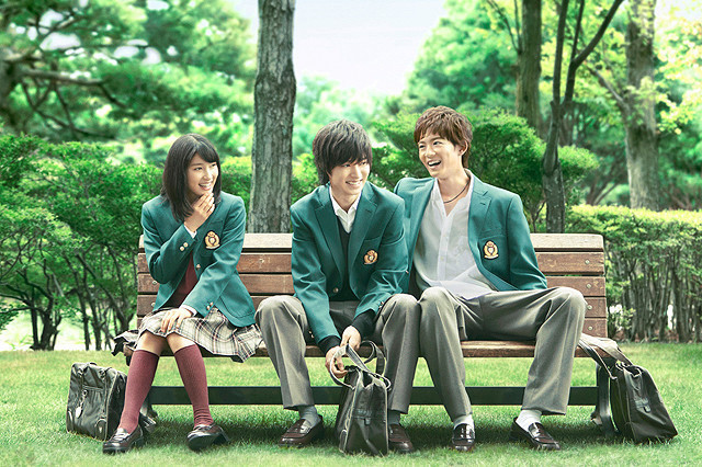 【国内映画ランキング】「orange オレンジ」がV、「母と暮せば」3位、「仮面ライダー」は4位発進