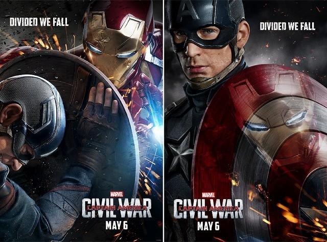 キャプテン・アメリカとアイアンマンが友情に苦悩する「シビル・ウォー」特報完成