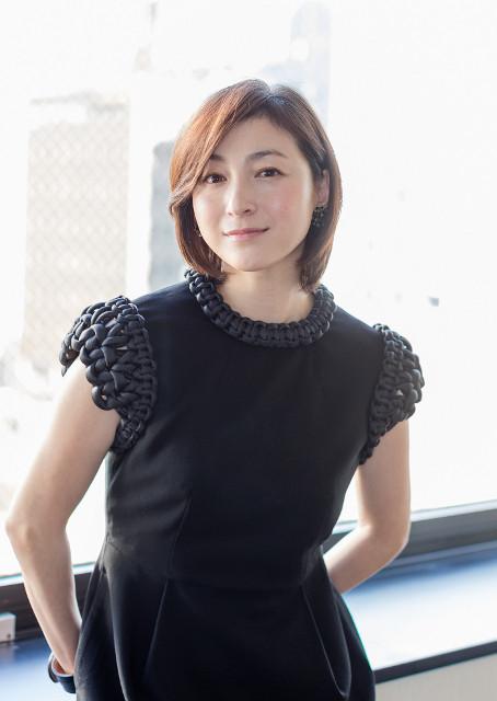 広末涼子、乳がん患う母を演じた「はなちゃんのみそ汁」は「笑って泣けるあたたかい映画に」