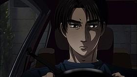 「新劇場版『頭文字D』Legend3 夢現」の一場面