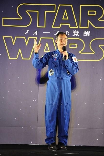 宇宙飛行士・野口聡一、宇宙目指した第一歩は「スター・ウォーズ」と告白 - 画像3