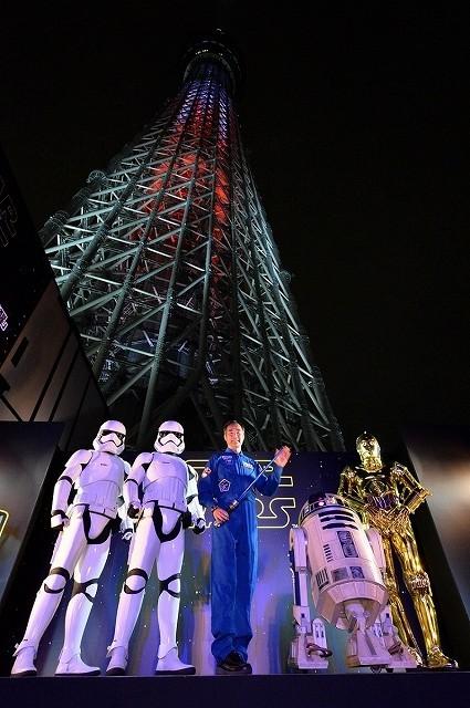 宇宙飛行士・野口聡一、宇宙目指した第一歩は「スター・ウォーズ」と告白