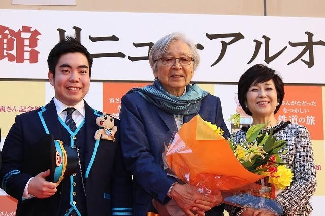 「寅さん記念館」が改装オープン 山田洋次監督「20年先もこの地で」と願い込める