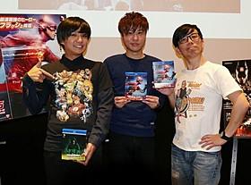 アメコミならなんでもござれのおもしろ佐藤、川谷修士、竹若元博「バットマン vs スーパーマン ジャスティスの誕生」