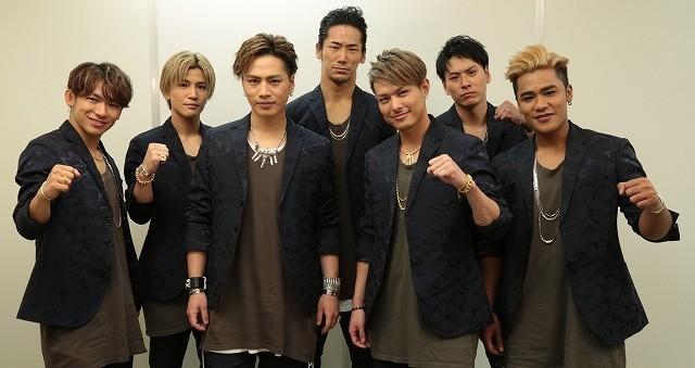 「テラフォーマーズ」主題歌は三代目 J Soul Brothers!