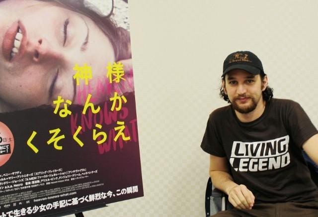 「神様なんかくそくらえ」監督が語るホームレスから転身した新進女優の魅力