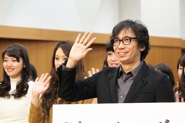「NEWS」加藤シゲアキ、母校・青山学院大学の就活生にエール!