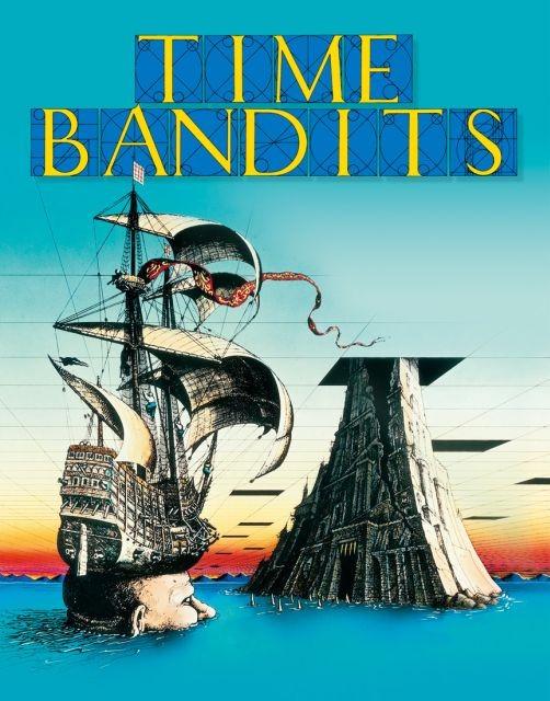 テリー・ギリアム「バンデットQ」最高画質のブルーレイボックス、3月発売
