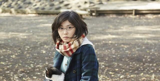 松岡茉優、猫との初共演にご満悦 2015年は八面六臂の大活躍
