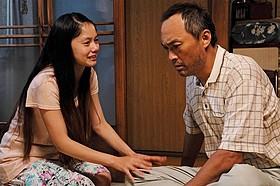 「怒り」で親子を演じる渡辺謙と宮崎あおい「怒り」