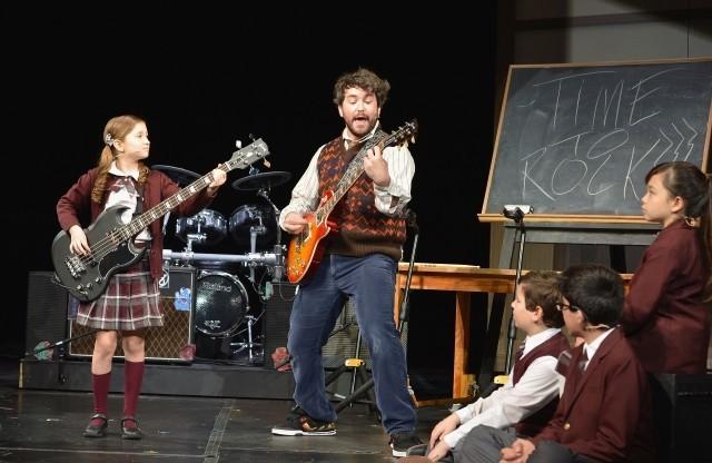 ミュージカル版「スクール・オブ・ロック」、ブロードウェイに続きロンドン公演も