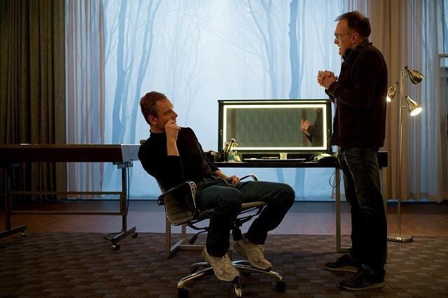 「スティーブ・ジョブズ」は「言葉のアクション映画」異例の7週間リハーサル決行