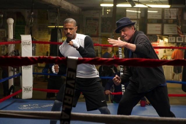 人生とボクシングをシンクロ!師・ロッキーが金言授ける「クリード」本編映像独占入手