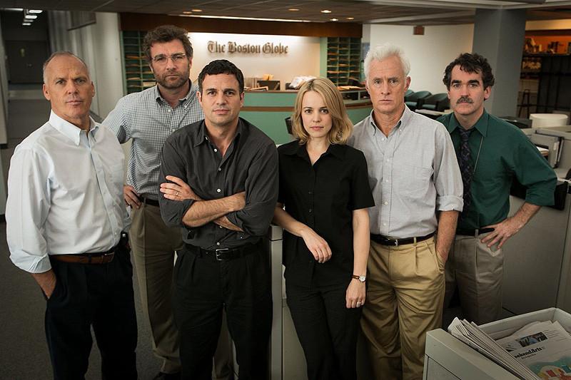 全米映画批評家協会賞は「スポットライト」が作品賞&脚本賞
