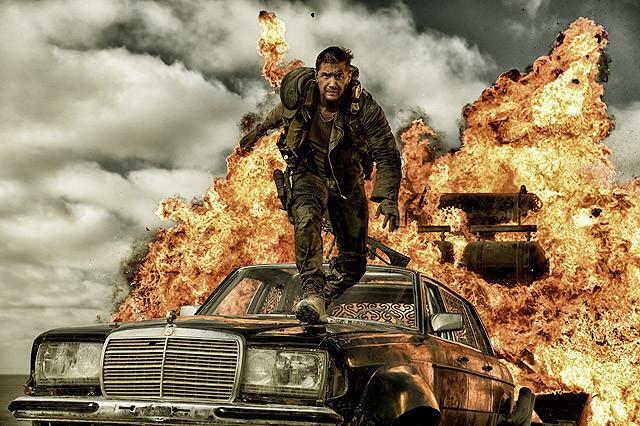 タランティーノ監督の2015年のベスト映画は「マッドマックス 怒りのデス・ロード」