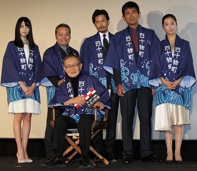 石橋冠監督初映画「人生の約束」公開に感激も西田敏行が上からエール「新人だからね」