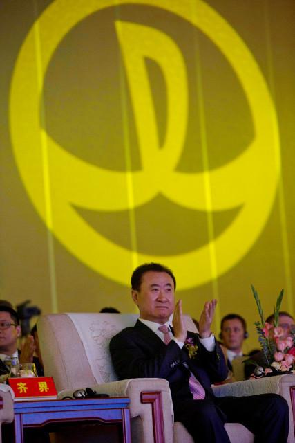 中国の大連万達グループ、米レジェンダリーを買収