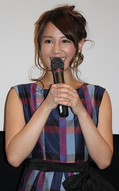 AKB48兼SNH48の鈴木まりや、ホラー映画PRで恐怖体験語る「タンスの中から誰かが…」