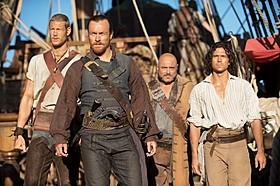 「Black Sails/ブラック・セイルズ」場面写真「トランスフォーマー」