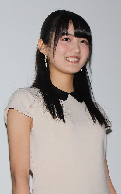 若手注目女優・水谷果穂、初主演ホラー映画に大満足「新鮮で楽しかった」
