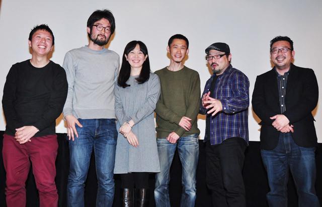 6人の俊英監督がホラーオムニバスに集結! 中村義洋監督は感激