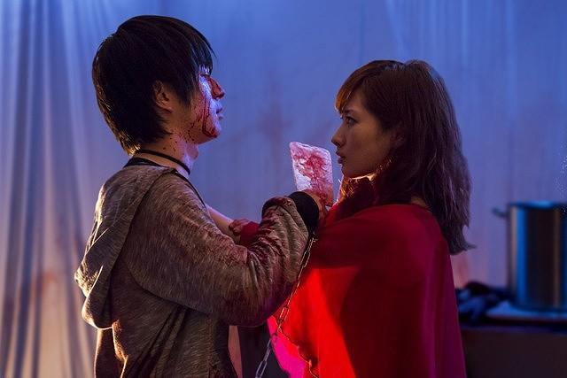 村井良大&武田梨奈が残虐シーンに挑む ホラー映画「ドクムシ」予告公開