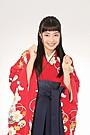 広瀬すず、東京ガールズコレクションに初出演!「ちはやふる」の袴姿でランウェイに