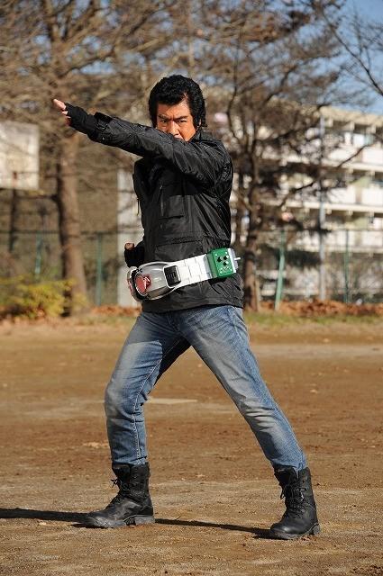 初代ライダー藤岡弘、映画「仮面ライダー1号」本郷猛役で45年ぶり主演カムバック! - 画像3