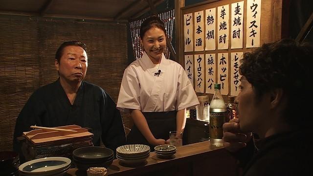石倉三郎初MC番組「映画酒」、初回ゲストに安田顕!酒片手に本音トーク繰り広げる