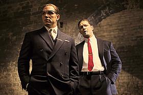 トム・ハーディが1人2役で双子を演じた 「レジェンド 狂気の美学」が公開決定「レジェンド 狂気の美学」