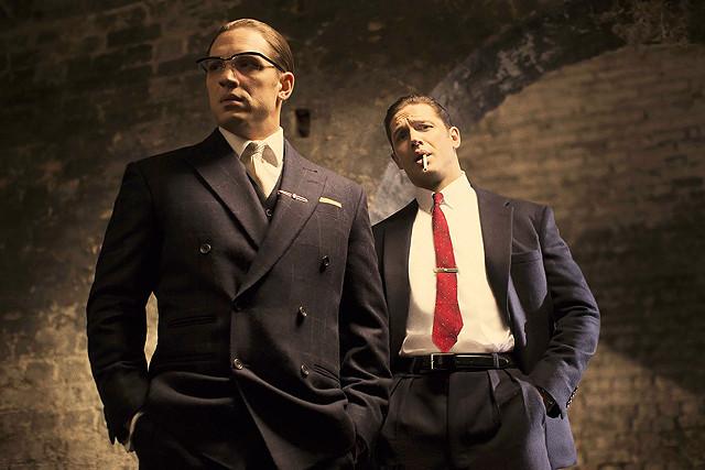 トム・ハーディが1人2役で双子のギャングを演じた「レジェンド」、6月18日公開決定