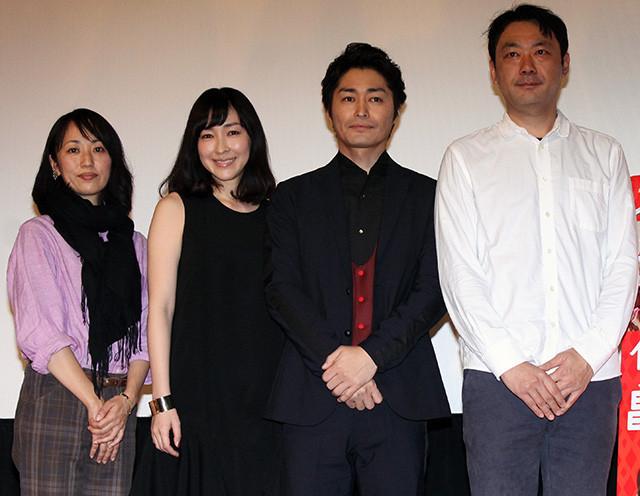 安田顕、初主演映画「俳優亀岡拓次」全国公開もブレイク実感なし「後ろ指くらい指して」