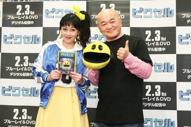 浅香唯、恋のキューピットはスーパーマリオ!?「100アップマリオを見てハートが100アップ」