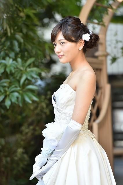 川口春奈、ウエディングドレス姿披露!香取慎吾主演ドラマで千葉雄大と夫婦演じる