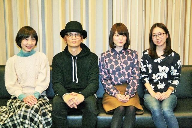 「彼女と彼女の猫」花澤香菜、新海誠作品の魅力は「優しさがフィルムににじみ出ている」